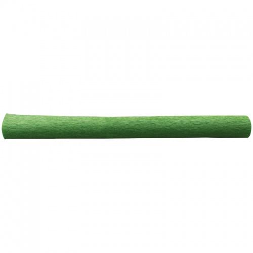 Бумага креповая 50*250 128г/м флористич. зелёная