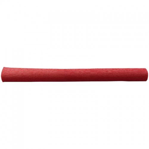 Бумага креповая 50*250 128г/м флористич. красная