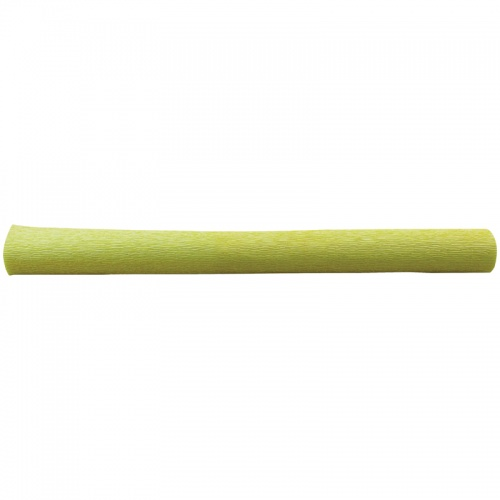 Бумага креповая 50*250 128г/м флористич. св-зелёная