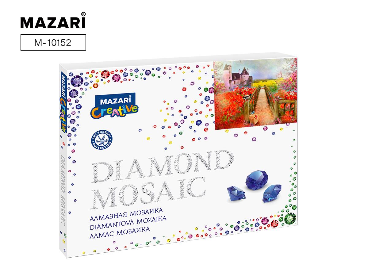 Алмазная мозаика 40*50см Прованс