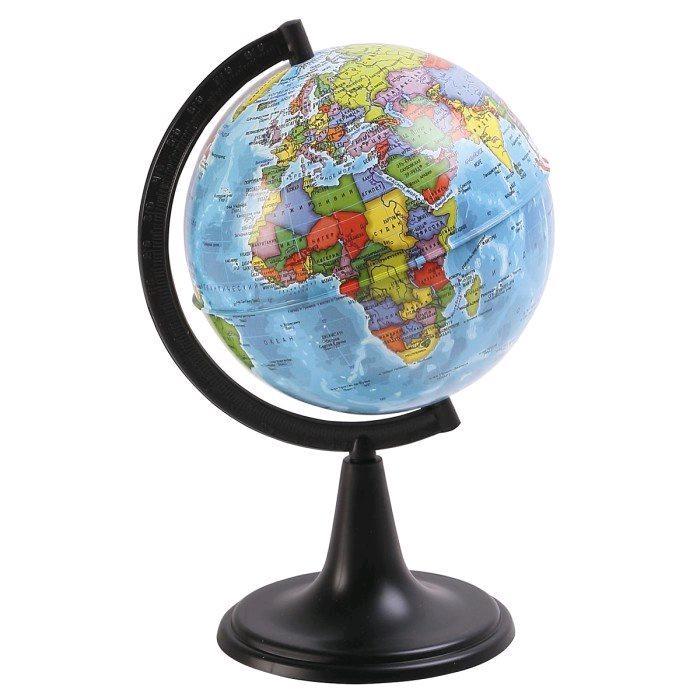 Глобус политический 120мм