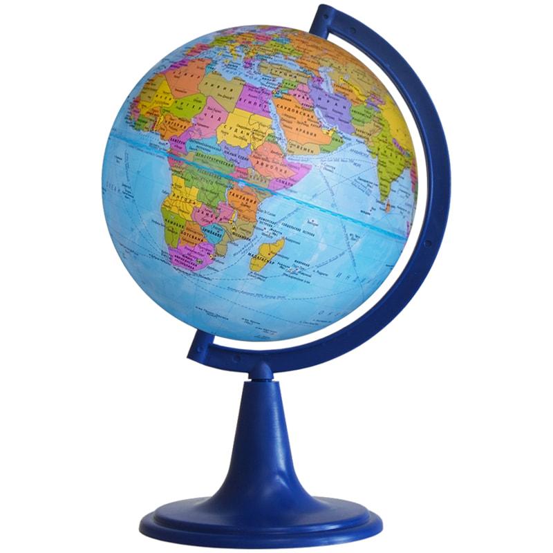 Глобус политический 150мм