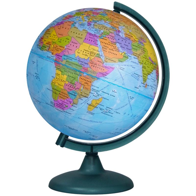 Глобус политический 250мм