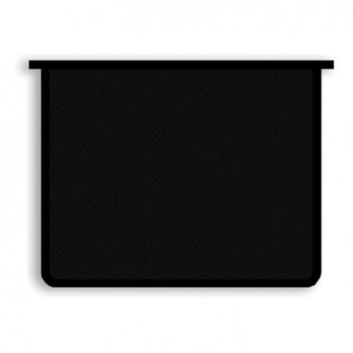 Папка д/тетр. А5 Пчелка на молнии  черная