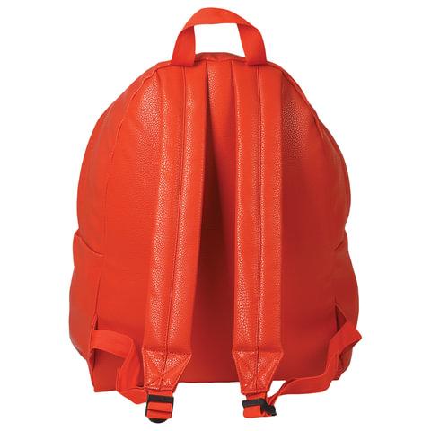 Рюкзак Brauberg 41*32*14см Селебрити сити-формат красный