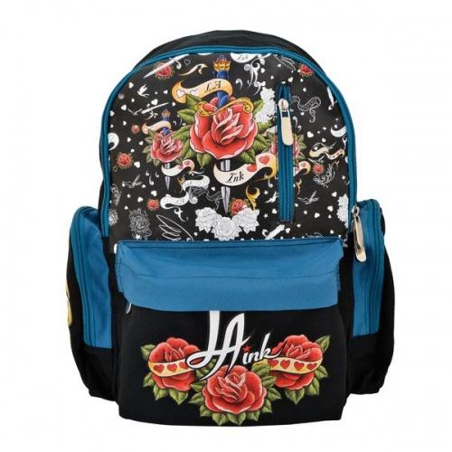 Рюкзак Discovery Ink черно-синий