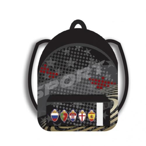 Рюкзак молодежный Пчелка 410*300*130 Sport