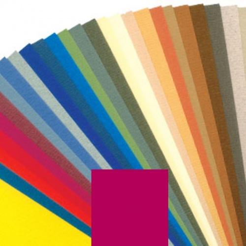 Бумага для пастели LANA 160г/м2 50х65см багряный