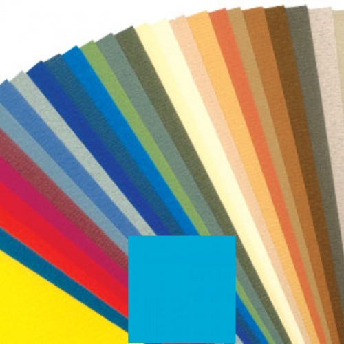 Бумага для пастели LANA 160г/м2 50х65см бирюзовый