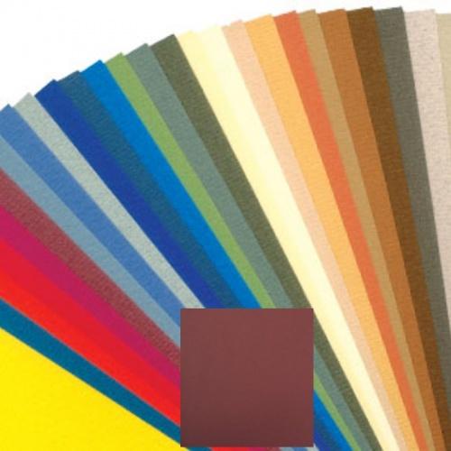 Бумага для пастели LANA 160г/м2 50х65см бургунский красный