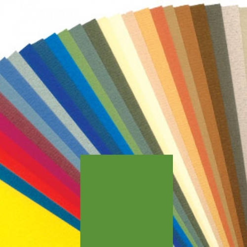 Бумага для пастели LANA 160г/м2 50х65см зеленый сок