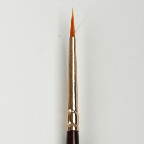 Кисть синтетика круглая Decola № 2 (1,7 мм)