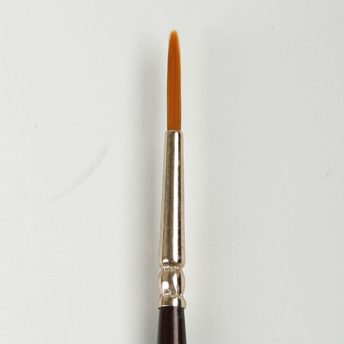 Кисть синтетика круглая Decola № 6 (3,2 мм)