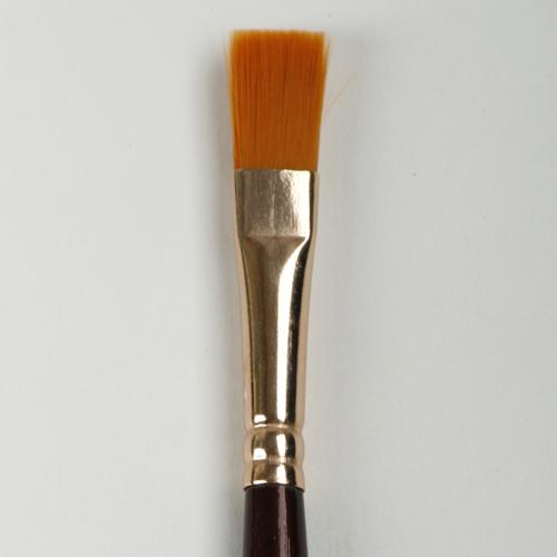 Кисть синтетика плоская Decola № 8 (13 мм)