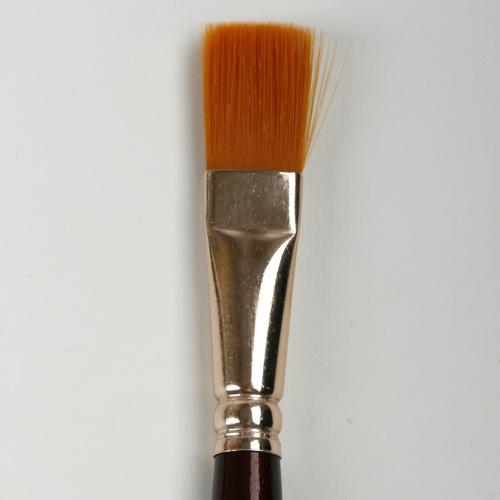 Кисть синтетика плоская Decola № 9 (14 мм)