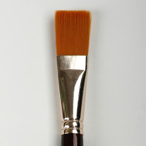 Кисть синтетика плоская Decola №11 (19 мм)