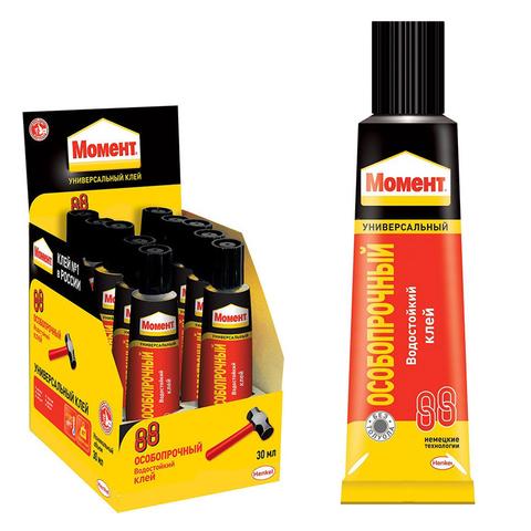 Клей Henkel Момент-88 30мл особопрочный