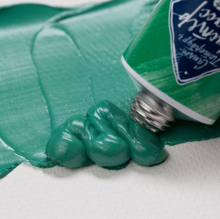 Краска худ. масл. Мастер Класс 46мл кобальт зелёный светлый