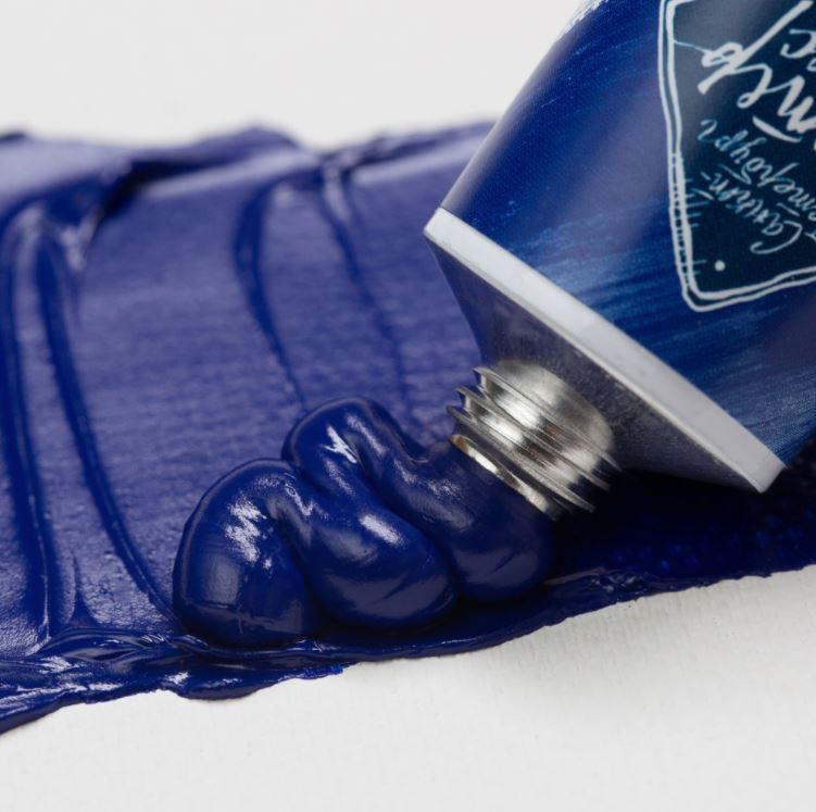 Краска худ. масл. Мастер Класс 46мл кобальт синий спектральный
