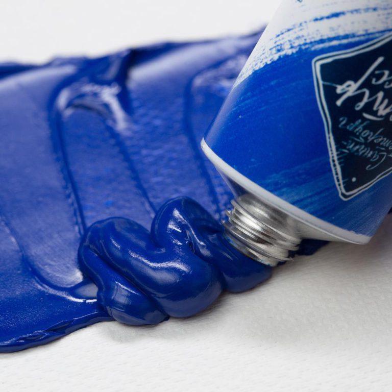 Краска худ. масл. Мастер Класс 46мл кобальт синий средний