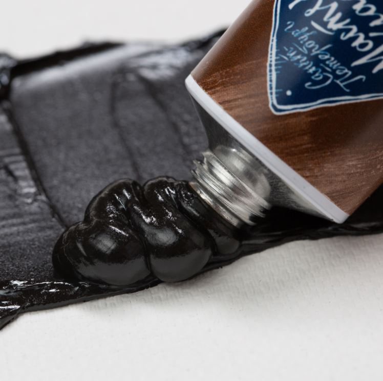 Краска худ. масл. Мастер Класс 46мл марс коричневый тёмный прозрачный