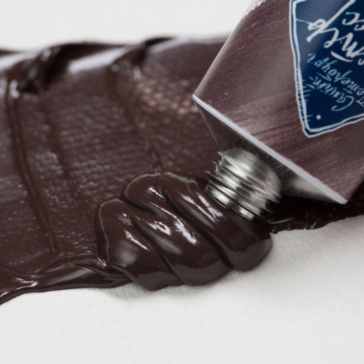 Краска худ. масл. Мастер Класс 46мл фиолетово-серая Лори