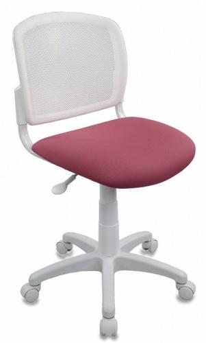 Кресло детское Бюрократ CH-W296NX/26-31 розовый