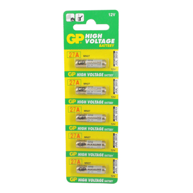 Батарейка 27A GP