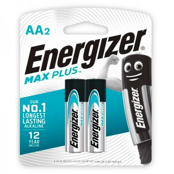 Батарейка Energizer MAXPLUS LR06/2 блист.
