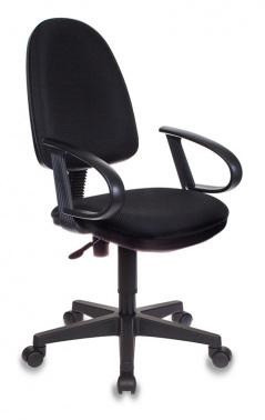 Кресло Бюрократ CH-300/BLACK черный JP-15-2