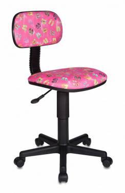 Кресло детское Бюрократ CH-201NX/FlipFlop_P розовый сланцы